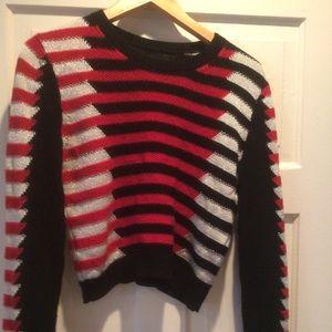 Mila Zovko sweater